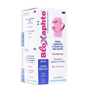 Bloxaphte Bain de bouche Adulte 100ml