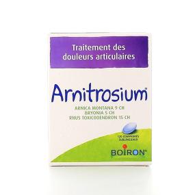 Boiron Arnitrosium traitement des douleurs articulaires