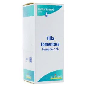 Boiron macérat glycériné Tilia Tomentosa 1 DH bourgeons 125 ml