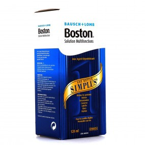 Boston Bausch And Lomb Simplus Multiaction