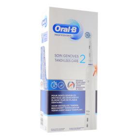 Oral B Brosse à Dents Électrique Professional Soin Gencives 2