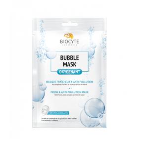 Bubble Mask Oxygénant Masque Fraîcheur & Anti-Pollution