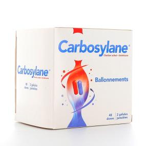 Carbosylane 96 gélules