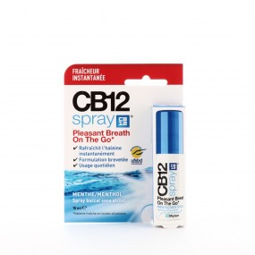 CB 12 spray menthe 15ml