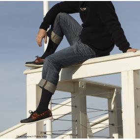 Chaussettes Venoflex City Confort Coton Classe 3 Thuasne