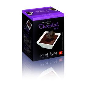 PROTIFAST Chocolat noir 7 Sachets