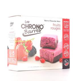 Chrono-Barre Chocolat Noir