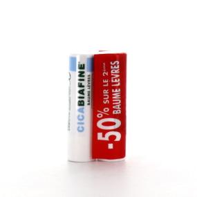 Cicabiafine Baume lèvres réparateur