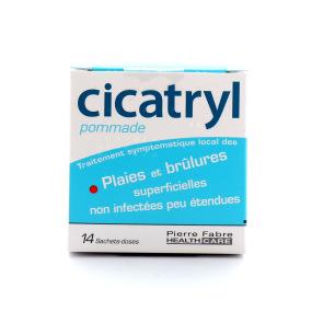 Cicatryl en Pommade Boîte de 14 sachets dose