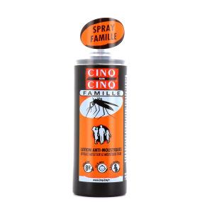 Cinq sur Cinq Famille Lotion anti-moustique