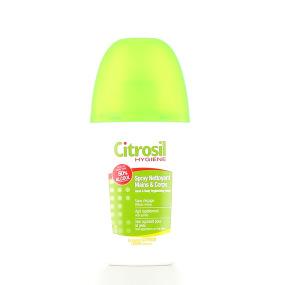 Citrosil Spray Nettoyant Mains et Corps Citron