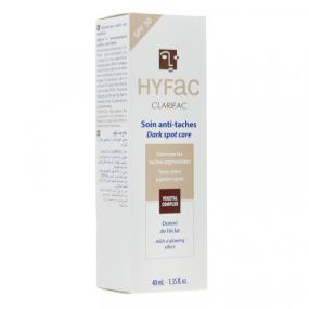 Clarifiac Soin Anti-Taches SPF30