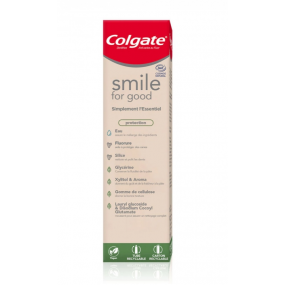 Colgate Dentifrice Smile For Good Protection