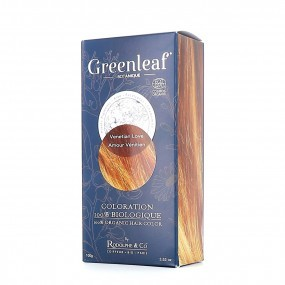 Coloration 100% Bio Greenleaf - All4Green