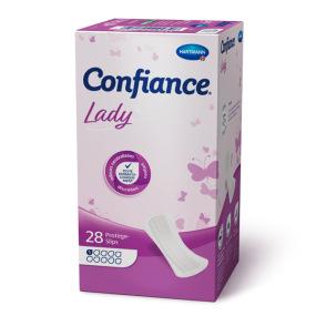 Confiance lady taille 1 - 28 protège slips