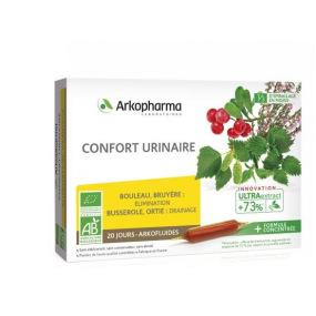 Arkofluides Confort Urinaire BIO 20 ampoules