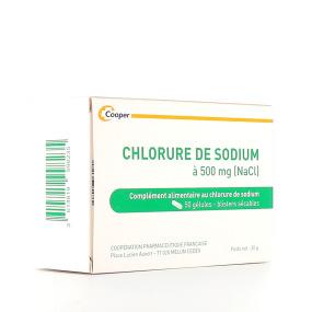 Cooper Chlorure de Sodium