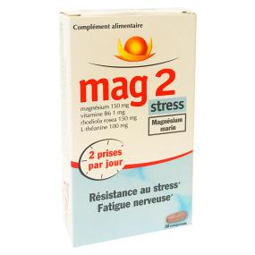 Cooper - Mag 2 stress - 30 comprimés