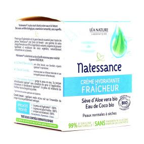 Crème hydratante fraîcheur sèves de beauté 50 ml