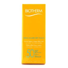 Crème solaire dry touch 50 ml