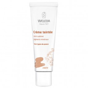 Crème teintée Claire 30ml