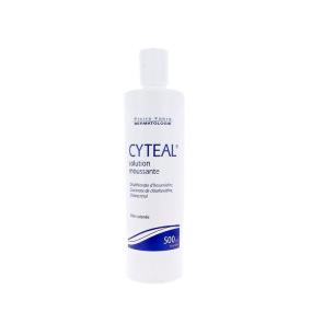 Cyteal solution antiseptique moussante