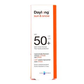 Daylong Sun & Snow lait solaire liposomal + stick lèvres indice 50+
