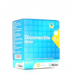 Diosmectite 3g