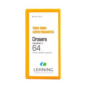 Drosera Complexe n°64 solution buvable 30 ml