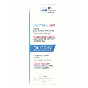 Ducray Dexyane MeD Crème Réparatrice Apaisante 100ml