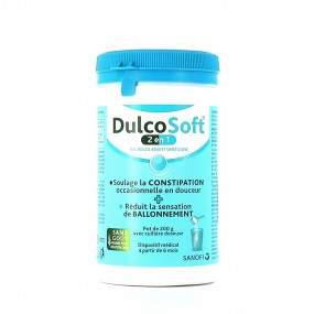 Dulcosoft 2 en 1 200g