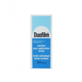Duofilm solution 15 ml