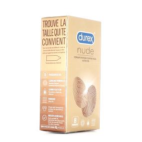 Durex Nude Préservatifs Ultra Fins