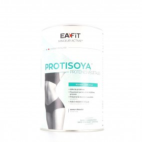 Eafit Protisoya vanille ou chocolat 320g