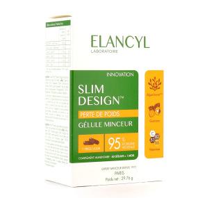 Elancyl Slim Design Gélules Minceur 60 gélules