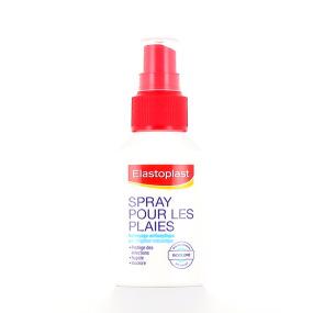 Elastoplast Spray Antiseptique pour les Plaies
