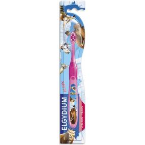Elgydium - kids brosse à dents l'âge de glace 2 à 6 ans
