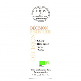 Elixir & Co Décision 20ml