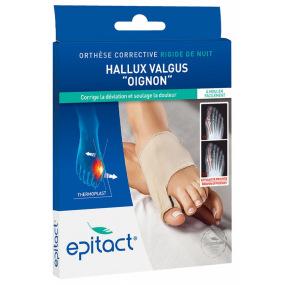 Epitact Hallux Valgus Orthèse Corrective de Nuit