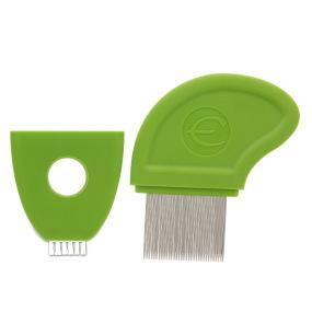 Estipharm Peigne métallique anti-poux