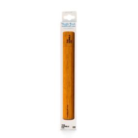 Etui en bambou pour brosse à dents