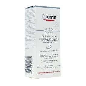 Eucerin AtopiControl Crème Mains