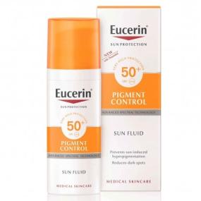 Eucerin Sun Pigment Control Fluide SPF 50+