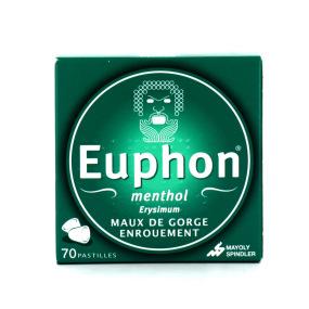 Euphon menthol