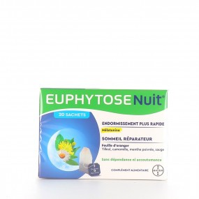Euphytose Nuit Infusion