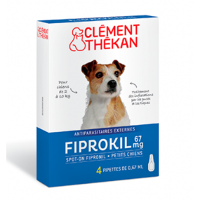 Fiprokil Chien Spot-On Antiparasitaires