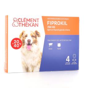 Fiprokil Chien Spot-On Antiparasitaires