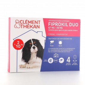 Fiprokil DUO Chien Spot-On Antiparasitaires