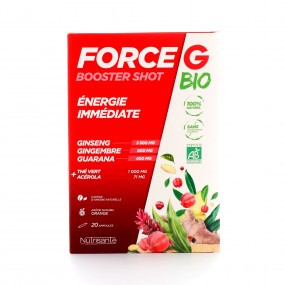 Force G BIO Booster Shot