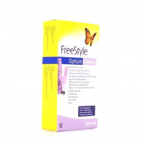 FreeStyle Optium B-Ketone Électrodes